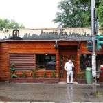 Cafenea restaurant terasa The Gate la Agronomie in Bucuresti 1