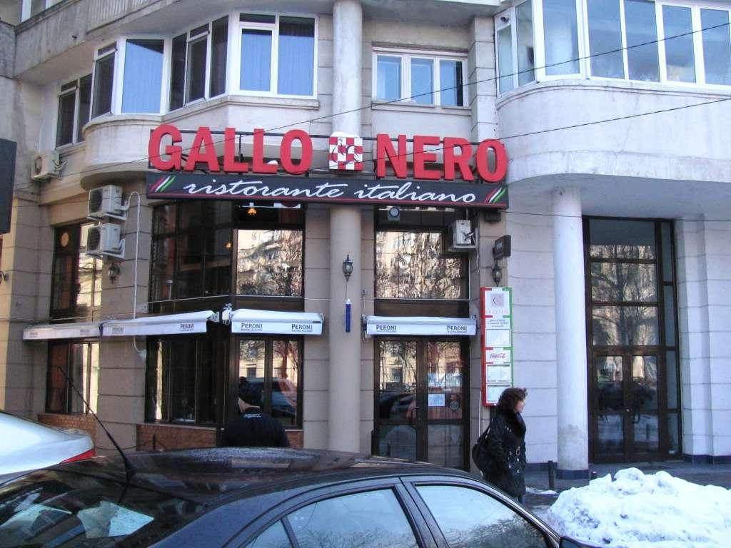restaurant italian gallo nero decebal restograf restaurante bucuresti topul. Black Bedroom Furniture Sets. Home Design Ideas