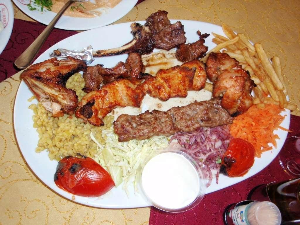 Restaurant arabesc ali baba restograf restaurante for Ali baba cuisine
