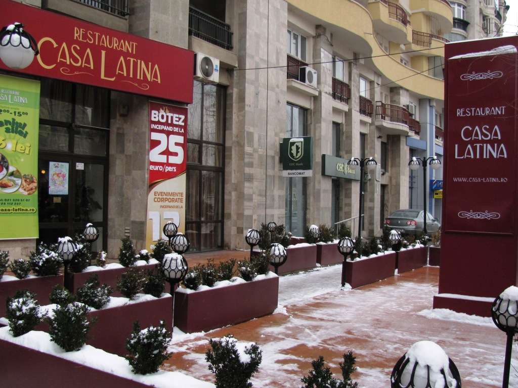 restaurant casa latina traian inchis restograf