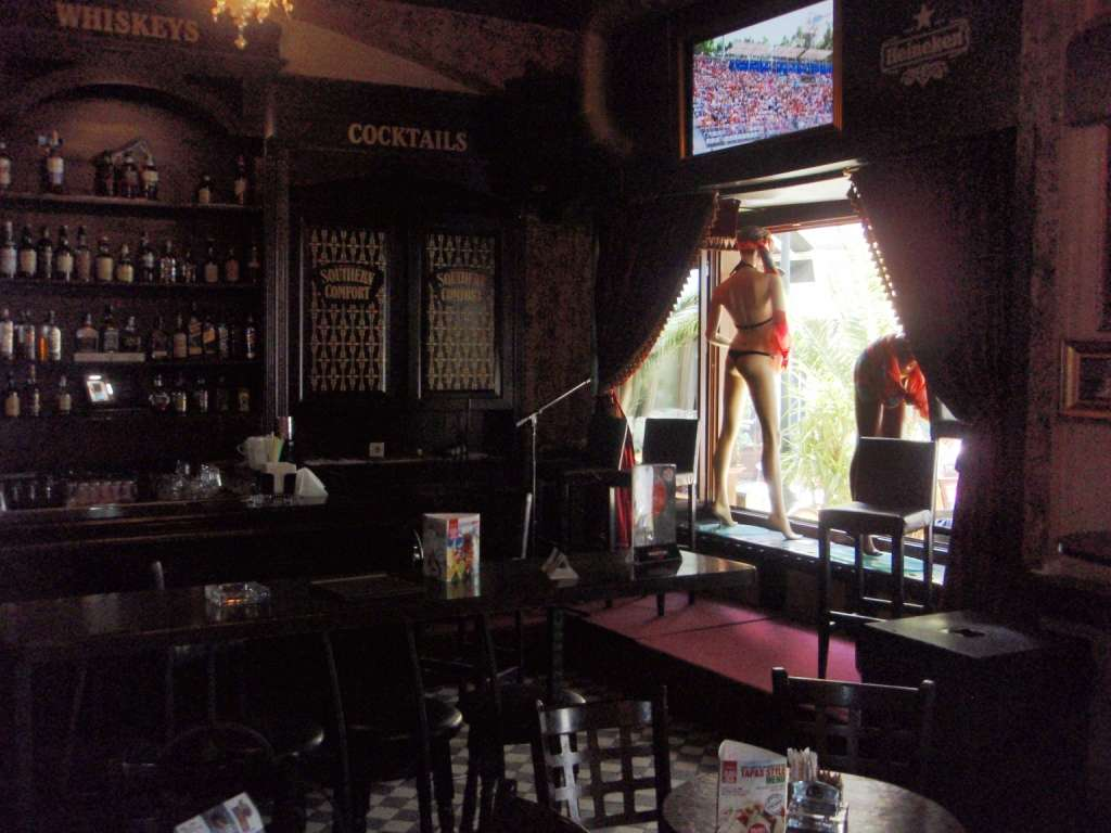 Restaurant Bordellos in Centrul Vechi - Bucuresti - interior 3