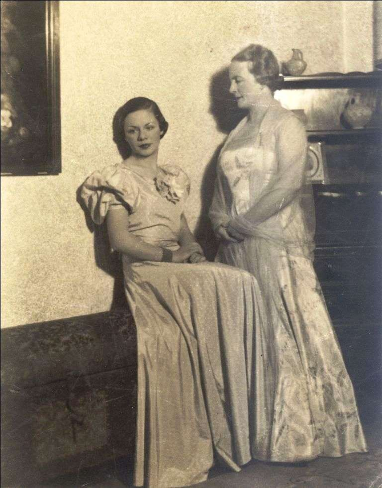 Aretia si Sanda Tatarescu