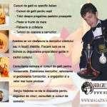 Catalin Ivanof & Sergiu Nedelea - private chefs