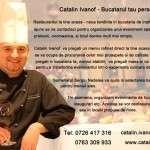 Catalin Ivanof - private chef
