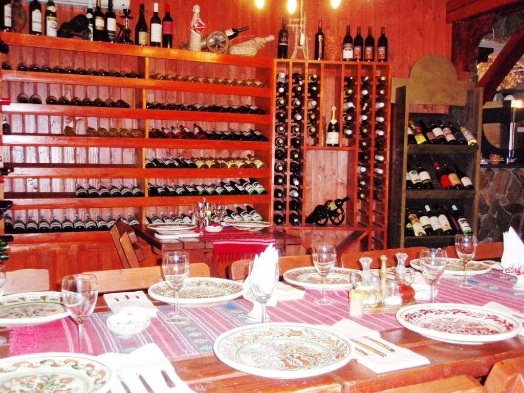 restaurant specific romanesc bucuresti