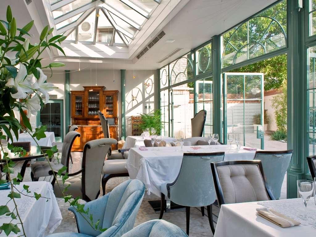 Restaurant veranda casa frumoasa restograf restaurante for Casa piani veranda anteriore