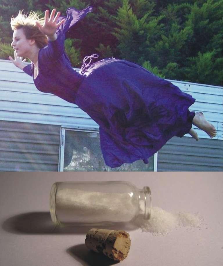 Salt peste sare