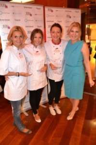 Cooking show la Pullman 5