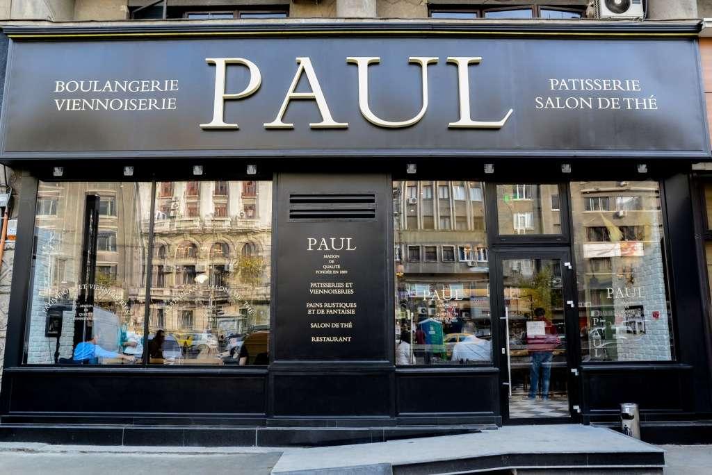 Noua Brutarie Paul Romana