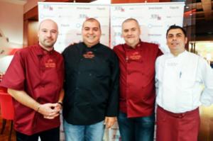 Whats cooking at Barbizon - Hotel Pullman Bucuresti 1