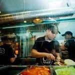 Fast - food City Kebab Centrul vechi Bucuresti 2