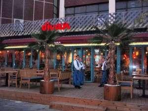 Restaurantul turcesc Divan in Calea Floreasca 01