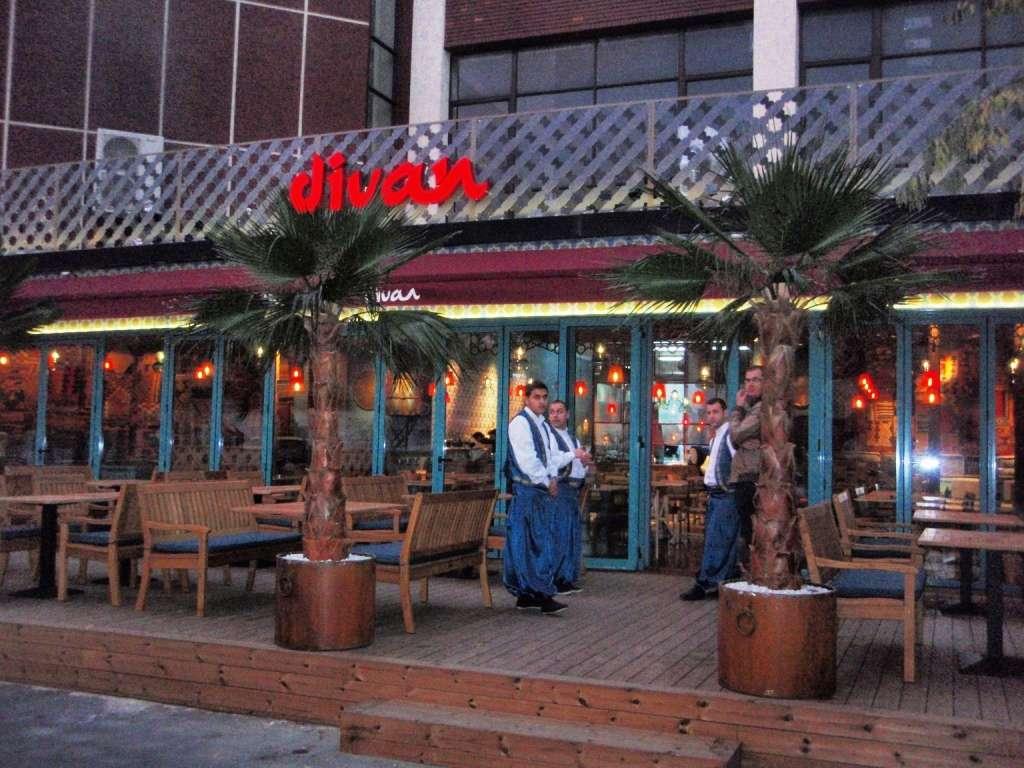 restaurant divan floreasca restograf restaurante