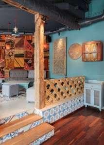 Restaurantul turcesc Divan in Calea Floreasca 2