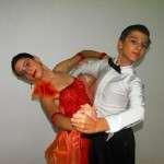 Iris Petre si Andrei Rata