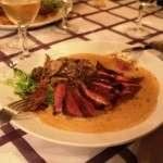 Restaurant Auberge Pyrenees Cevennes - Paris 2013 - 02