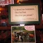 Restaurant Auberge Pyrenees Cevennes - Paris 2013 - 12
