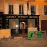 Restaurant Auberge Pyrenees Cevennes - Paris 2013 - 14