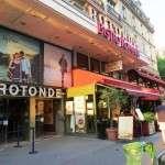 Restaurant gastronomique La Rotonde - Paris 2013