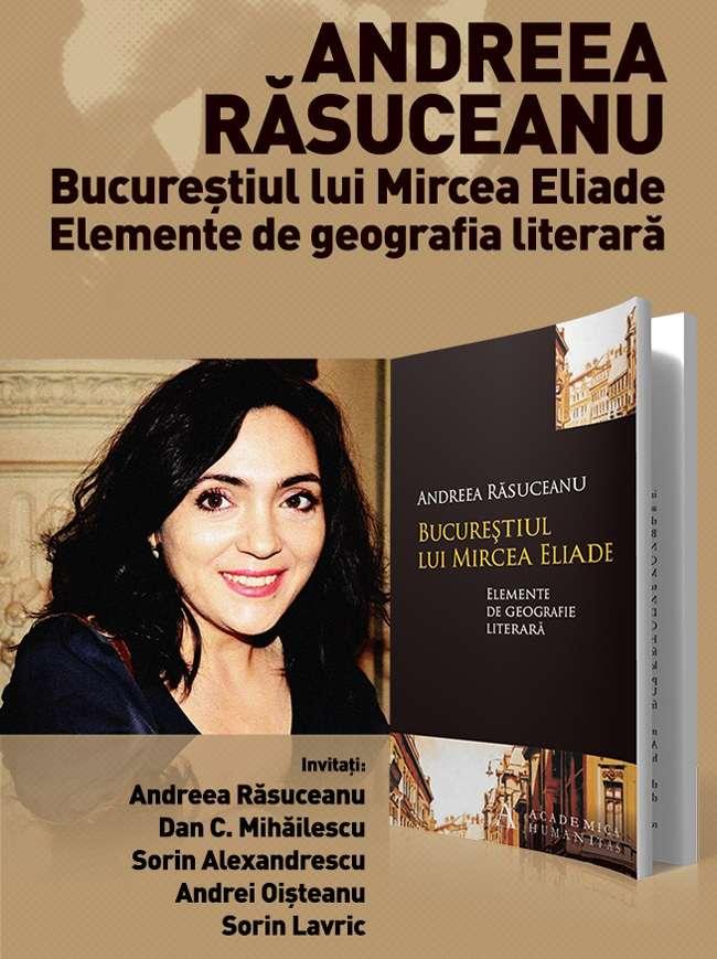 Mantuleasa - Bucurestiul lui Mircea Eliade