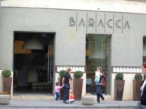 Restaurant Baracca din Cluj 01