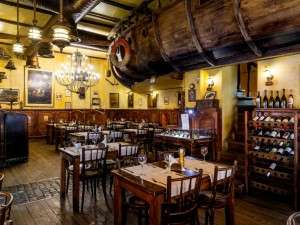 Restaurant The Harbour Bucuresti - restaurant The Harbour_interior