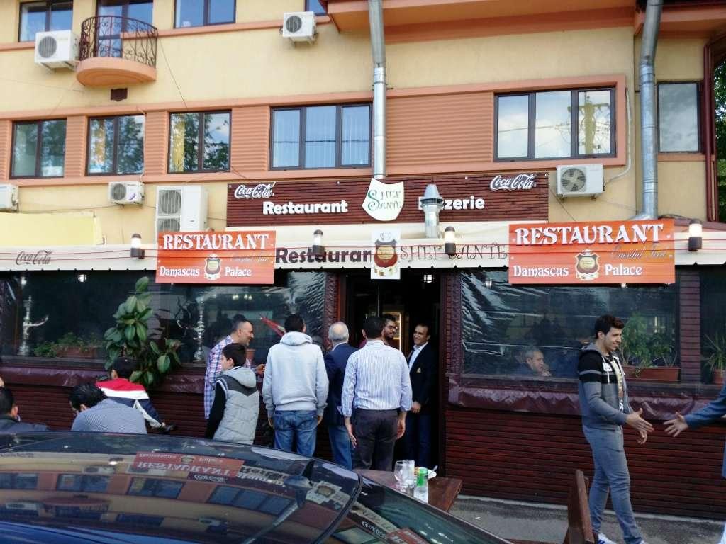 Restaurant arabesc Damascus Palace - Bv Basarabia Bucuresti