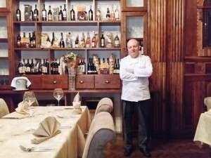 Restaurant italian fine dining Cucina Borghese in Bucuresti