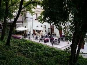 Aida Bistro la Palatul Bragadiru din Calea Rahovei