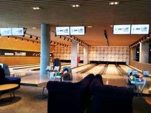 Trick Shot - bowling restaurant in Promenada Mall - Bucuresti