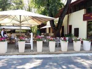 Restaurant italian Bel Mondo - parcul Herastrau Bucuresti