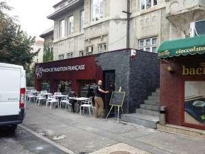 Maison de tradition Francaise - bistro restaurant Piata Dorobantilor Bucuresti