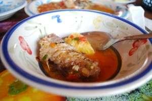 Restaurant Papa in Drum - Delta Dunarii 12