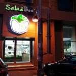 Salad Box -snack vegetarian Piata Victoriei Bucuresti 1