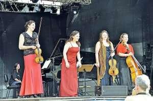 Cvartet cu pian