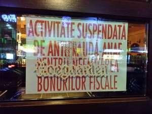 La Belle Epoque inchis de ANAF Antifrauda