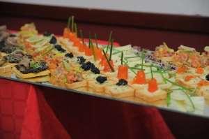 Restaurantul Symphony Romanian Fusion - mancare cu valoare calorica mica