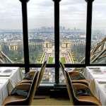 Restaurantul Le Jules Verne, Paris, Franta