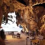 Restaurantul The Grotto, Krabi, Thailanda