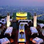 Restaurantul Sirocco, Bangkok, Thailanda