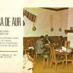 Restaurant La plosca de aur, 1972