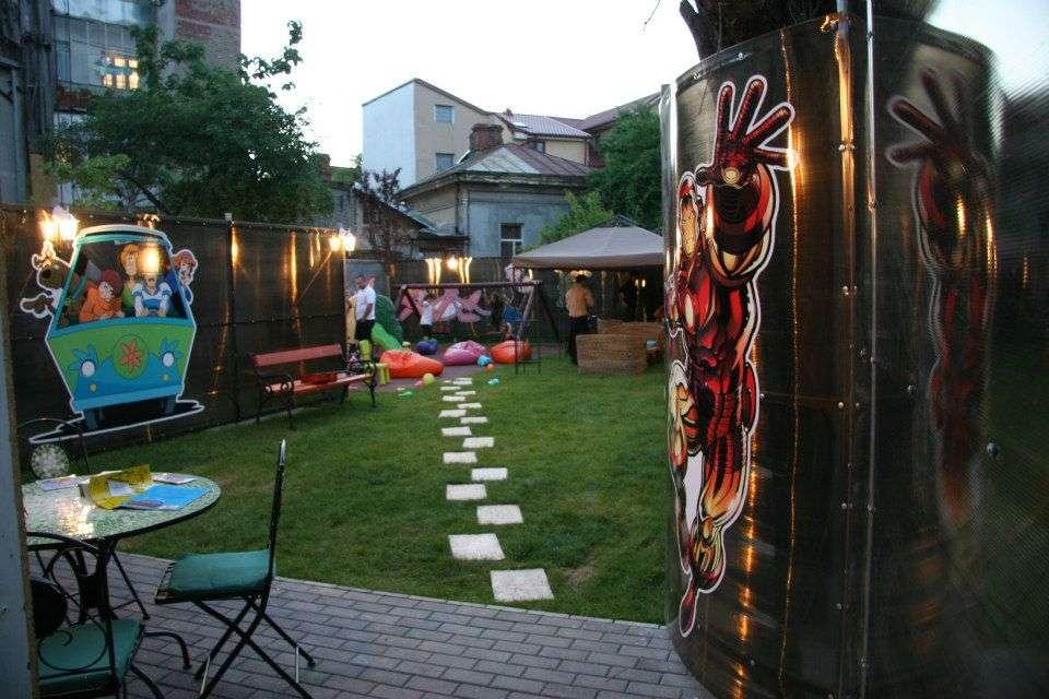 Loc de joaca Chez Marie Garden