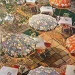 Restaurant Hanul lui Manuc, 1970. Foto George Serban
