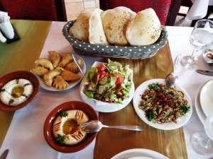 Restaurant libanez in Bucuresti - Tarbush