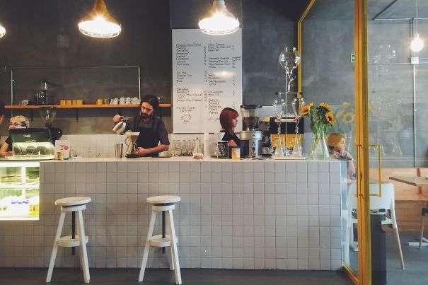 Walter's Coffee Roastery // sursa foto Facebook