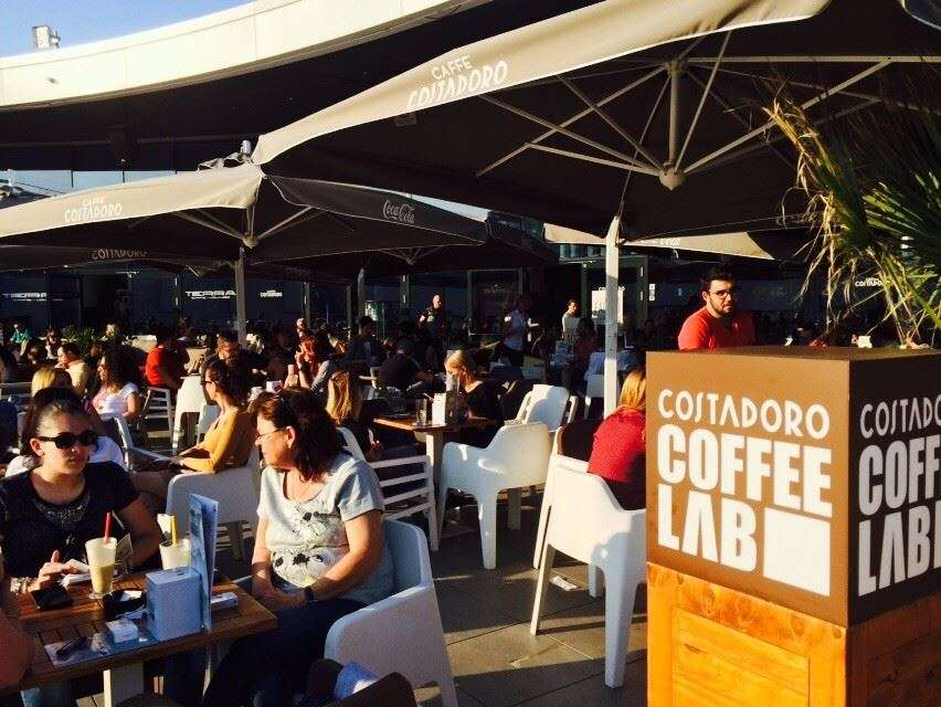 Costadoro Coffee Lab  // sursa foto: Facebook