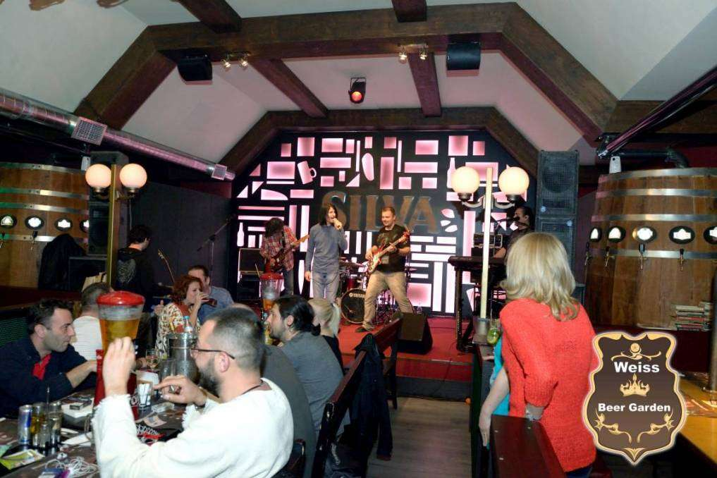 evenimente restaurante bucuresti weiss beer garden