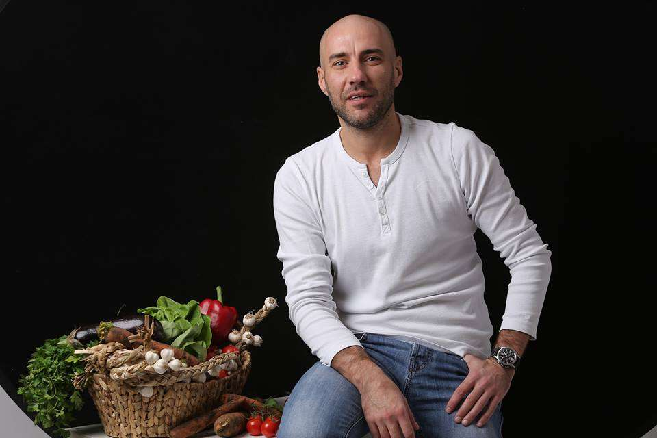 Chef Radu Dumitrescu // sursa foto: Facebook