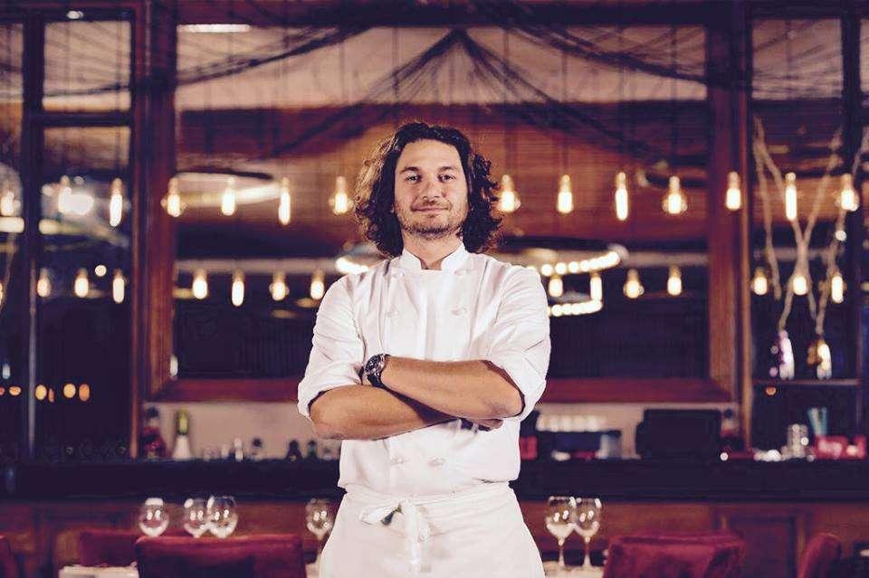 Chef Florin Dumitrescu // sursa foto: Facebook