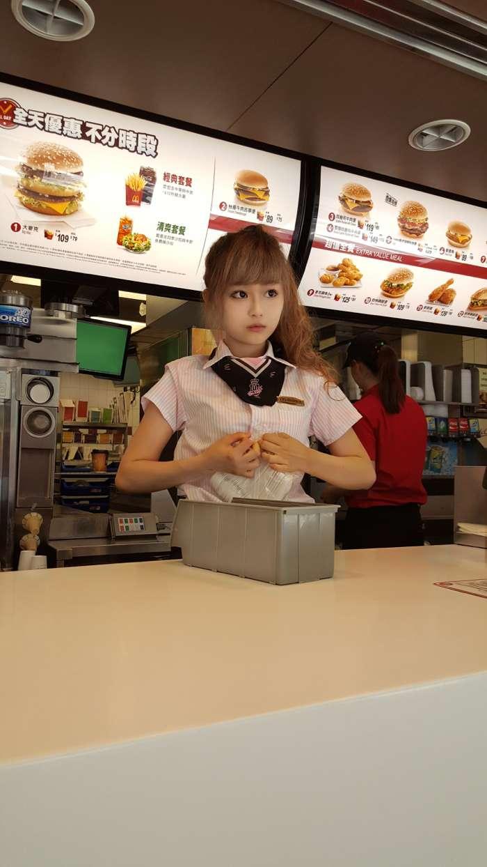 Zeita de la McDonald's // sursa foto: adweek.com